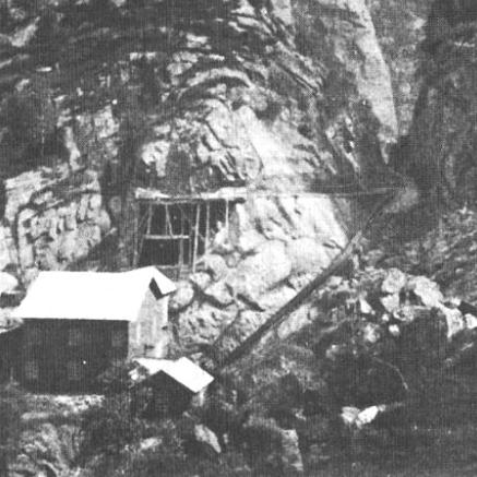 Gruveanlegget | The Mining Plant